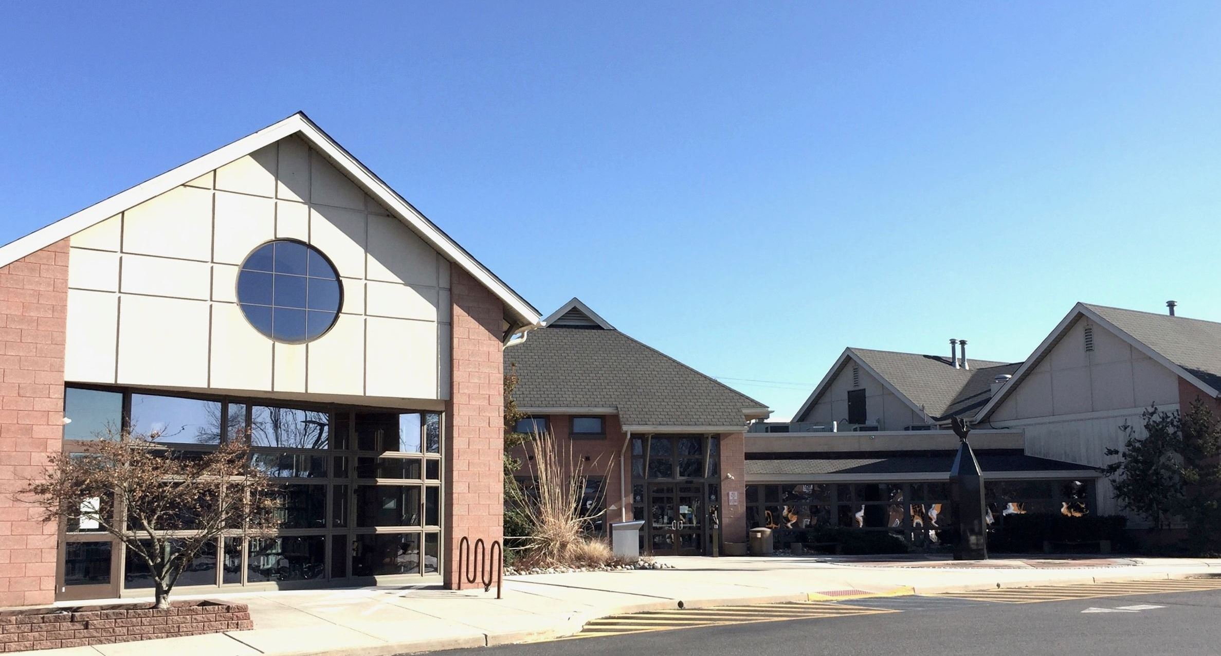 Franklin Township Library Exterior